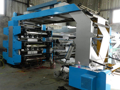 Machine d'impression flexographique